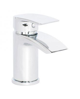 VAGO Waterfall Cloakroom Basin Mono Mixer Tap