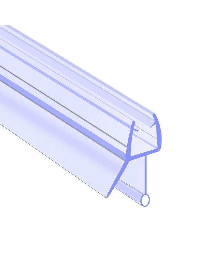 Seal 4 900 Mm Glass Shower Door Rubber, Glass Shower Door Rubber Seal Strip