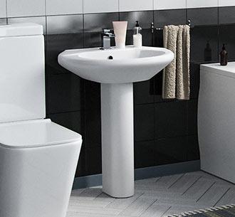 View Full Pedestal Basins