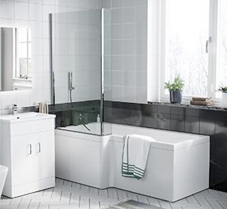 View Shower Baths