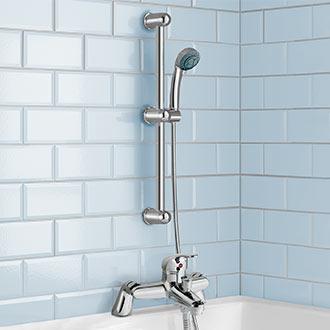 View Bath Filler Bar Mixer Shower Kits
