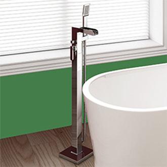 View Freestanding Bath Taps