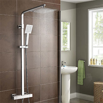 View Exposed Shower Sets