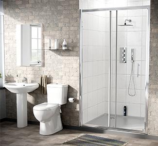 View Shower Enclosure Suites